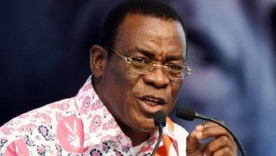 """Photo de Affi N'guessan : """" Le coup d'Etat électoral de Ouattara a été un échec """""""