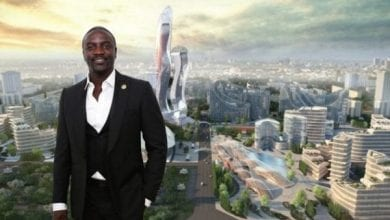 Photo de Sénégal : Akon lance la construction de sa ville futuriste estimée à 6 milliards de dollars