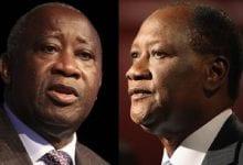 "Photo de Alassane Ouattara à propos de Gbagbo : "" Je ne compte pas l'amnistier… """