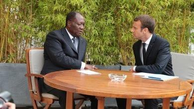 Photo de Côte d'Ivoire / Rencontre Ouattara-Macron : le gouvernement livre le contenu des échanges, Jeune Afrique dit le contraire