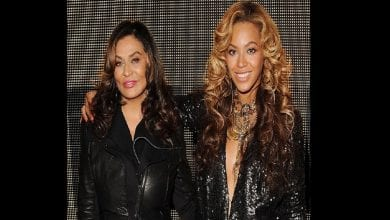 Photo de Tina Lawson révèle l'origine surprenant du nom unique de sa fille Beyoncé