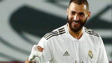Photo de Benzema « avant il y avait CR7… maintenant c'est moi le leader de l'attaque »