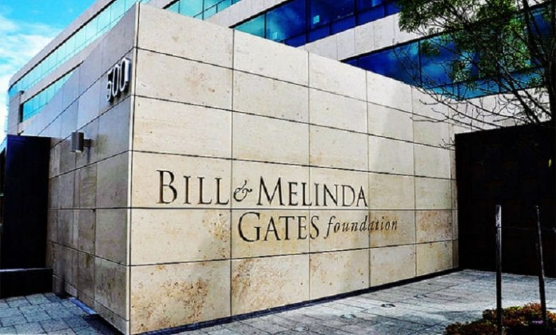 Bill et Mélinda Gates