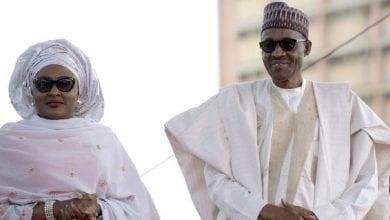 """Photo de """"La COVID-19 est un signe que Dieu n'est pas content de nous"""", dixit la Première Dame nigériane"""
