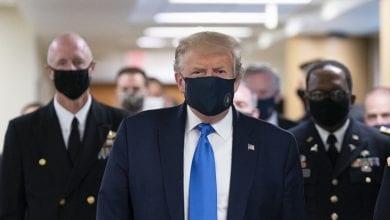 Photo de États-Unis : une lettre contenant du poison adressée au président Trump à la Maison Blanche