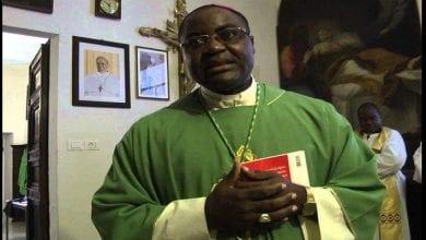 Photo de Cameroun : Mgr Abraham Kome exige un code électoral équitable