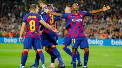 Photo de Mercato : Le Barça se sépare de l'une de ses pépites africaines !