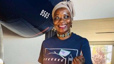 Photo de Fadji Maina : première scientifique nigérienne à travailler pour la Nasa