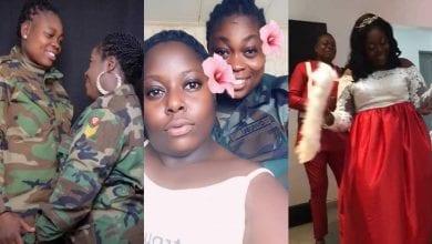 Photo de Ghana: un couple de lesbiennes militaires détenu après leur mariage et convoqué devant une Cour martiale-VIDEO