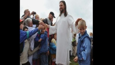Photo de Un chef de secte russe qui dit être la réincarnation de Jésus arrêté : Photos