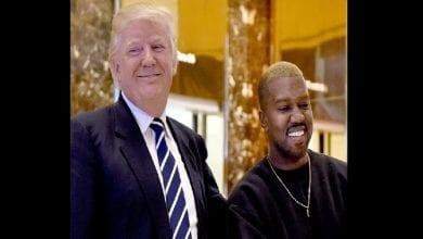 Photo de USA: Kanye West prétend être plus riche que Donald Trump