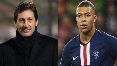 Photo de PSG: Kylian Mbappé aurait annoncé son départ et voudrait rejoindre un géant de la Premier League