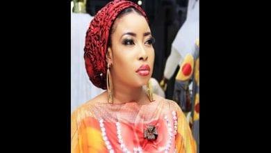 """Photo de """"Il n'y a pas de voleuse de mari dans l'Islam"""", dixit une actrice nigériane"""