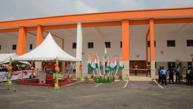 Photo de Mairie de Yopougon : le palais célèbre 52 mariages ce jour