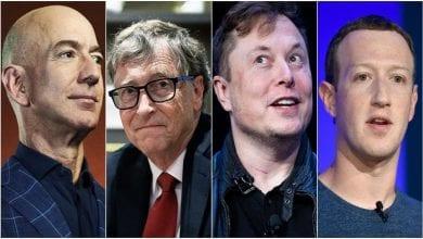 Photo de Jeff Bezos, Elon Musk et 8 autres milliardaires perdent 44 milliards $ en un jour