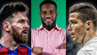 Photo de Lionel Messi ou Cristiano Ronaldo? Jay-Jay Okocha a fait son choix