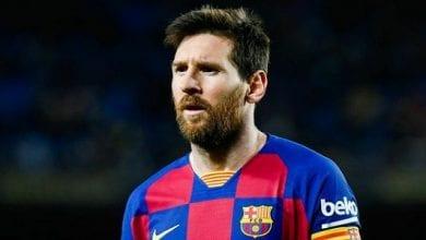Photo de Lionel Messi dévoile les 4 records qu'il vise cette saison