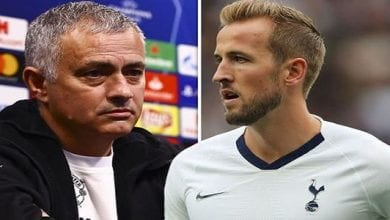 Photo de Mourinho: sa réaction quand Harry Kane se compare à Messi et Ronaldo