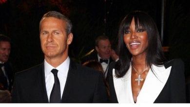 Photo de C'est la guerre entre Naomi Campbell et son ex compagnon milliardaire