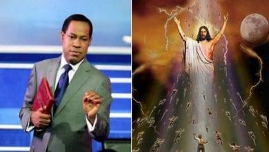 Photo de Le pasteur Chris Oyakhilome prédit quand l'enlèvement aura lieu