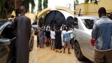 Photo de Nigeria : des professeurs arrêtés pour cybercriminalité