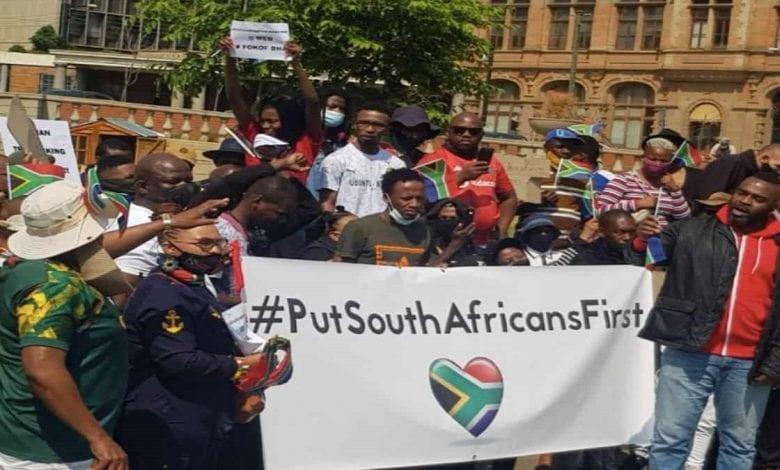 SUD AFRICAINS