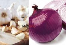 Photo de L'ail et L'oignon : recettes insolites pour la pousse de cheveux