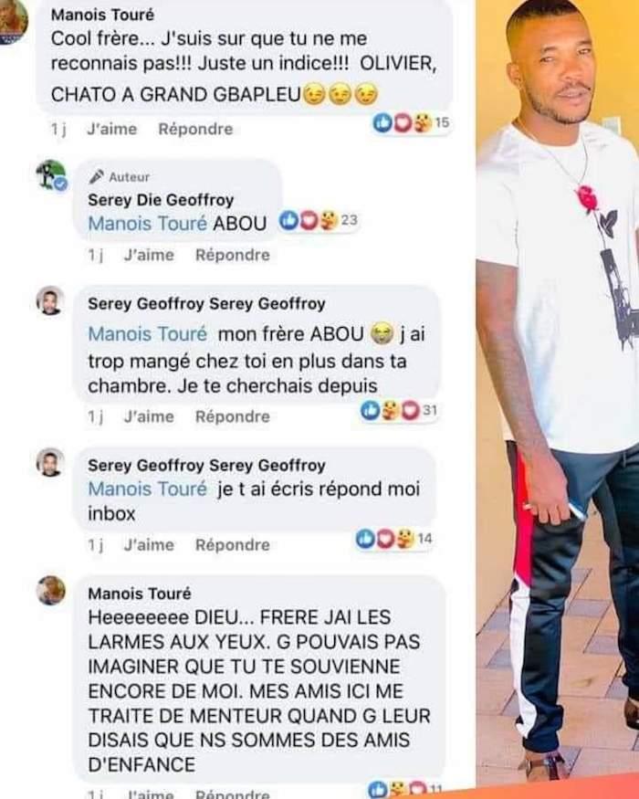 Après l'embrouille avec une chanteuse burkinabé, Serey Dié fait pleurer un ami d'enfance