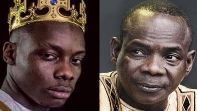 Photo de Le message de reconfort de Toumani Diabaté le père de Sidiki Diabté