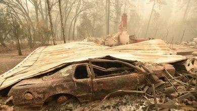 Photo de Incendies aux États-Unis : 500 000 personnes évacuées d'urgence dans l'Oregon