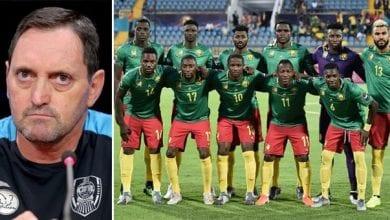 Photo de Cameroun : Choupo, Njie, Nkoulou… Conceiçao explique la raison de leurs absences !