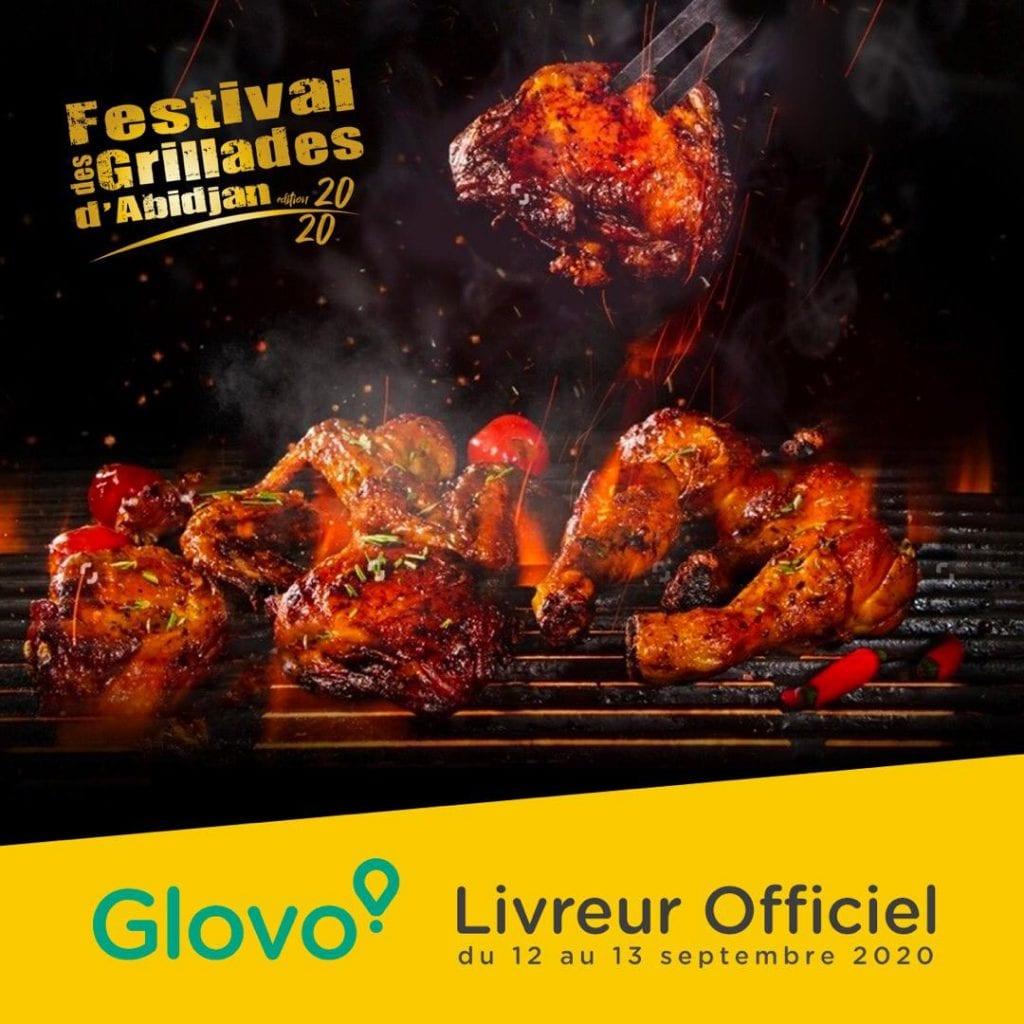 Festival des grillades 2020 : Une édition spéciale axée sur les livraisons à domicile avec Glovo, le leader du secteur