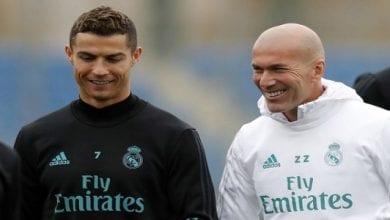Photo de « Quand je prendrai ma retraite, je pourrai dire que j'ai entraîné ces 5 joueurs » déclare Zidane