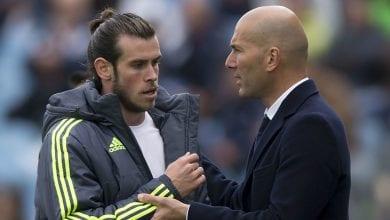 Photo de Accusé d'avoir poussé Bale vers la sortie : Zidane brise le silence !