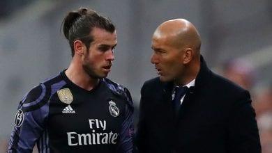 Photo de Real Madrid : ce qu'a dit Bale à Zidane lors de son voyage d'adieu à l'entraînement !