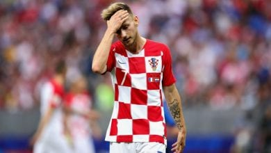 Photo de Croatie : Ivan Rakitic met un terme à sa carrière internationale !