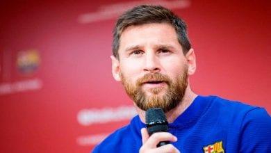 Photo de Lionel Messi : « C'est la meilleure performance de gardien que j'ai vue, il n'était pas humain ce jour »