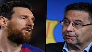 Photo de FC Barcelone: la direction du club sort enfin du silence après les critiques de Messi