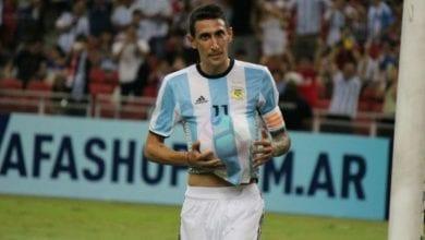 """Photo de Di Maria : """"je ne peux pas expliquer pourquoi je ne suis pas convoqué en Argentine"""""""