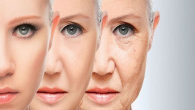 Photo de Voici la raison pour laquelle nous avons les rides en vieillissant