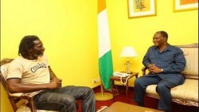 Photo de Election présidentielle en Côte d'Ivoire : Tiken Jah Fakoly explique enfin son silence