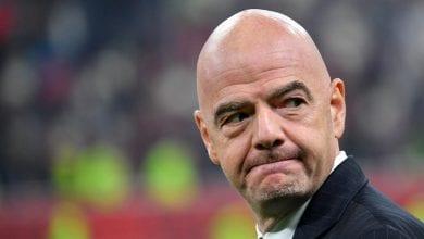 Photo de Le président de la FIFA Gianni Infantino testé positif au Covid-19