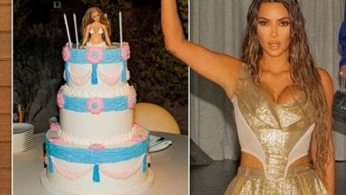 Photo de Kim Kardashian dépense 1 million de dollars pour la célébration de son 40e anniversaire