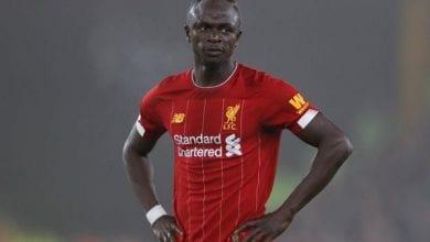 Photo de Liverpool : Sadio Mané testé positif au coronavirus
