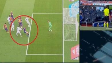 Photo de Penalty de Ramos : les propos de l'assistant au central révélés, la polémique prend de l'ampleur