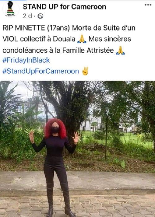 Cameroun : une fille de 17 ans violée à mort par un  groupe d'hommes