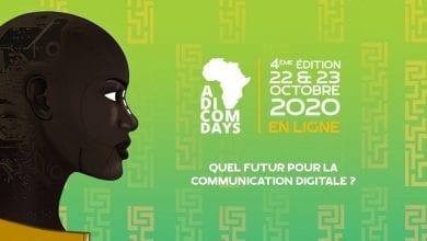 """Photo de 4ème édition des ADICOMDAYS : """"quel futur pour la communication digitale en Afrique ?"""""""