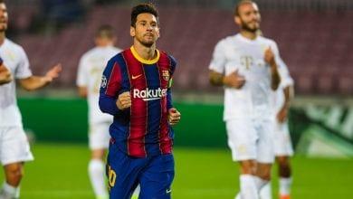 Photo de LDC 2020/21 : Messi et le Barça se baladent, le PSG battu… découvrez tous les résultats !