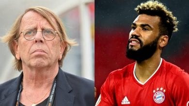 Photo de Claude Leroy à propos de Choupo-Moting : « en Allemagne on le respecte… Il n'y a qu'en France qu'on le salit»