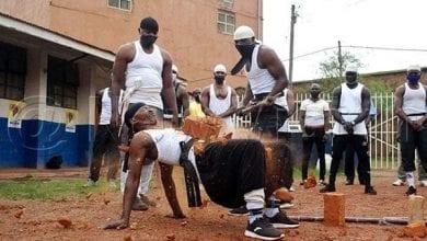 """Photo de Ouganda / présidentielle 2021 : le parti au pouvoir lance une équipe de karaté pour """"sécuriser le scrutin"""""""